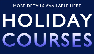 Holiday Courses